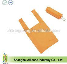 Factory directly Custom Nylon Folding Shopping Tote Bag