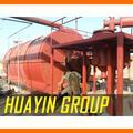 de la marca huayin los residuos de goma de reciclaje del sistema