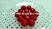 Biodegradable 0.68 cal paintball ball
