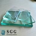 Ultra claro vidrio templado de seguridad precio( 3mm 4mm 5mm 6mm 8mm 10mm 12mm 15mm 19mm gruesa)