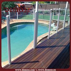 portable safety solar pool/kiddie fence lights for backyard