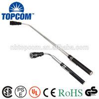 Telescopic Aluminum Flexible Flashlight LED