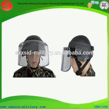 NIJ IIIA Military kevlar bulletproof helmet army ballistic helmet bulletproof helmet with visor