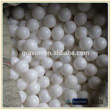 2014 New Factory Selling Bulk High Bounce Mini White PP Plastic Ping Pong Balls