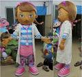 adultos doc mcstuffins traje de la mascota