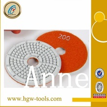 polished grinding resin flooring disc tools