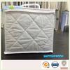 micro fiber diamond quilted waterproof cot mattress protector