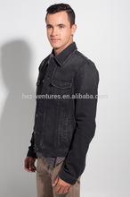 Men's Denim Jacket/ Denim Coat
