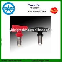 Paint spray gun,spraying guns nozzle graco spray tip,spray nozzle,airless sprayer gun tips