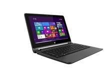 10 inch touch screen windows8 mini laptop