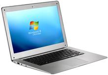 14 inch Ultrabook Windows 7 Dual Core Intel Atom D2500 Cheap Laptop