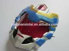 plain plastic face mask