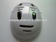 handmade classic ostrich plastic mask
