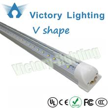 32w 4ft 5ft 6ft 8ft T8 tube cooler LED lights for foods and beverage