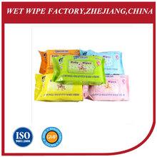 80pcs nonwoven tender baby wet wipes OEM manufacturer japanese wet tissue 1