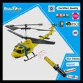 Mejor venta de juguetes gyro radio rayos infrarrojos helicóptero de juguete de control