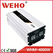 Single phase 4000w 12v modified sine wave car battery inverter