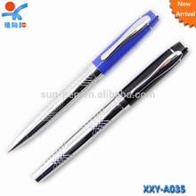 2014 new design high quality metal pen gift set/ball pen/gel pen