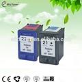 impressoras de cartucho de tinta compatível para hp 21 22