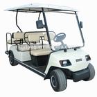 6 person electric club car golf buggy (LT-A4+2)