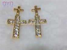 OYD Fashion teen fashion accessories cross earrings
