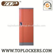 outdoor furniture single door design locker cabinet