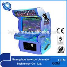 Fish catch game arcade fishing game machine for kids