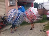 Soccer funs bumper bubble football, team building bubble ball football
