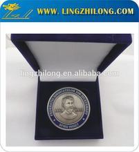 Custom gros Rare vieux cuivre pièces Krugerrand pièces