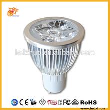 white high Lumen led spotlight downlight