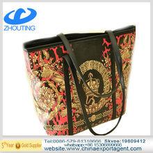 Han edition handbag new tide spray PU bag handbag fashion leisure restore ancient ways single shoulder bag ladies' handbags whol