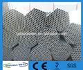 diverse dimensioni del tubo di ferro zincato
