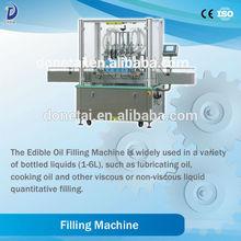 Pnumatic Essntial Oil Filling Machine, Oil Filling system, 6 Heads Blend Oil Filler
