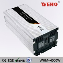 Sliver inverter 4000w dc 48v ac 110v inverters calculator