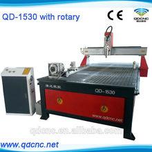 China cnc wood router / 3D cnc wood carving machine QD-1530