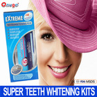 Mouth guard tooth whitening kit for home use zoom whitening