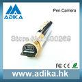 Fábrica por atacado Mini digital câmera escondida camera pen, Vp138