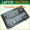 li-ion battery pack for asus 90-NVD1B1000Y A32-F52 A32-F82 L0690L6 L0A2016