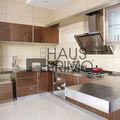 Nuevos productos kd estructura de acero inoxidable mobiliariodecocina/moderno gabinete de cocina