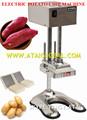 Ce aprovação automática máquina de batata chips- elétrica