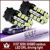 Xenon 6000K 3157 LED White 30 SMD Signal Brake Back Up Car Light