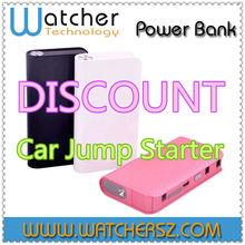 car emergency kit mini car jumps starter