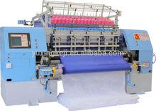 higher speed comforter making machine,industrial lock stitch multi needle quilting machine,computer automatic quilting machines