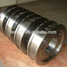 wheels for heavy equipment machinery