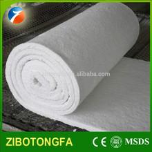 low thermal conductivity ceramic fiber insulation materials blanket
