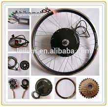 48V 1500W e bike ebike conversion kit with 48V 20Ah lifepo4 battery