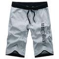 El sudor pantalones cortos, venta al por mayor shorts de atletismo, pantalones cortos de deporte para los hombres