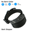 Professional Pet Shock Beep E-Collar Automatic No Bark Collar Suitable For Different Size Dogs