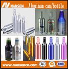 black aluminum Beer bottle /Wine Vodka bottle 750ml 500ml 7000ml 375ml