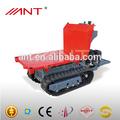 camión de estiércol mini dumper con cargador frontal con el ce by1000 1t de carga